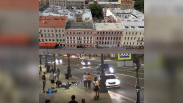 Александр Бастрыкин поручил возбудить уголовное дело в связи с происшествием на Невском проспекте в городе Санкт-Петербурге