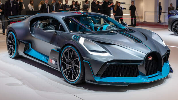 8 самых дорогих автомобилей