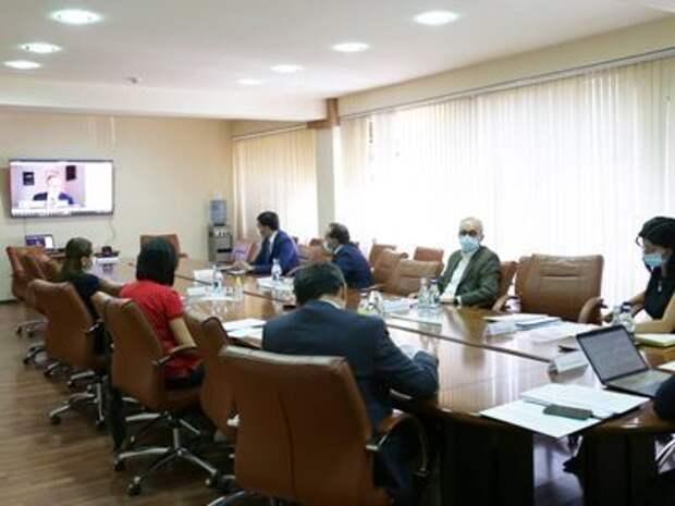 На заседании Совета Армения – США обсудили направления сотрудничества в связи с COVID-19