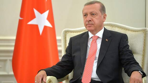 """Президент Турции заявил, что Анкара не намерена мириться с """"агрессией Израиля"""""""