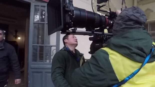 Беглов поручил запустить новый госсервис для кинопроизводителей в Петербурге