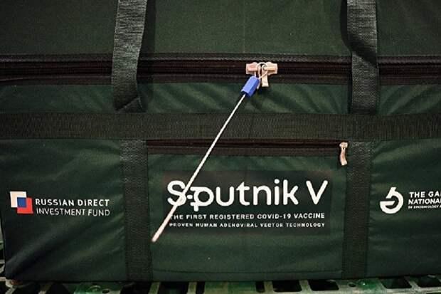 Германия в СМИ через губу признаёт преимущества «Sputnik V»