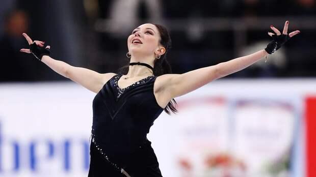 Туктамышева: «Готовлюсь к Олимпиаде, как и прошлые 2 раза. Делаю все возможное, чтобы эту мечту осуществить»