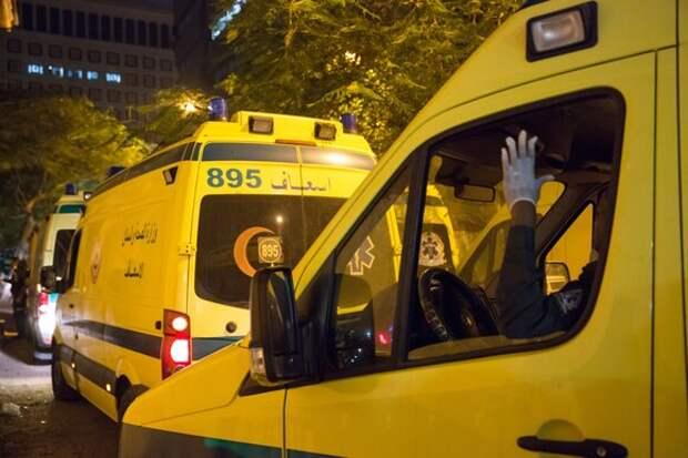 11 человек стали жертвами ДТП в Египте – СМИ