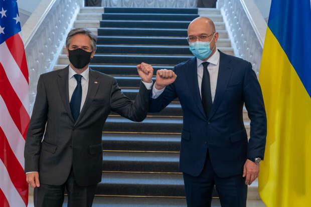 """Шмыгаль объяснил Блинкену отставку руководства """"Нафтогаза"""""""