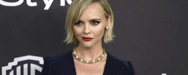 Кристина Риччи из фильма «Сонная лощина» обвинила супруга в домашнем насилии