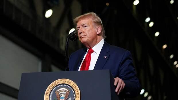 Трамп заявил, что СМИ проигнорировали его выдвижение на Нобелевскую премию