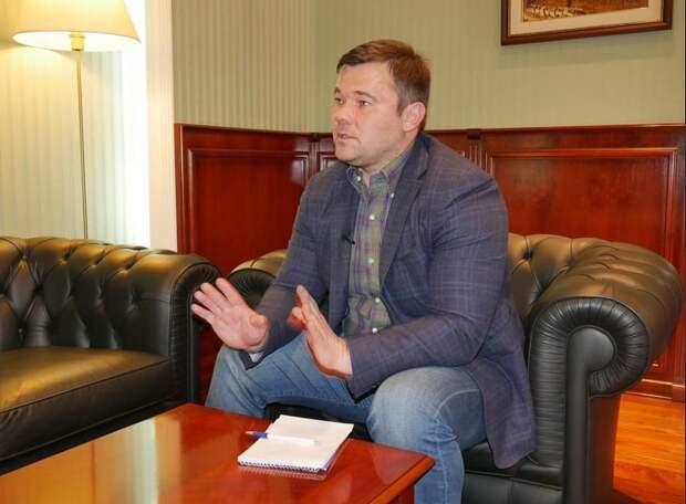 Петиция об отставке главы администрации президента Украины набрала достаточное количество голосов для ее рассмотрения органами власти