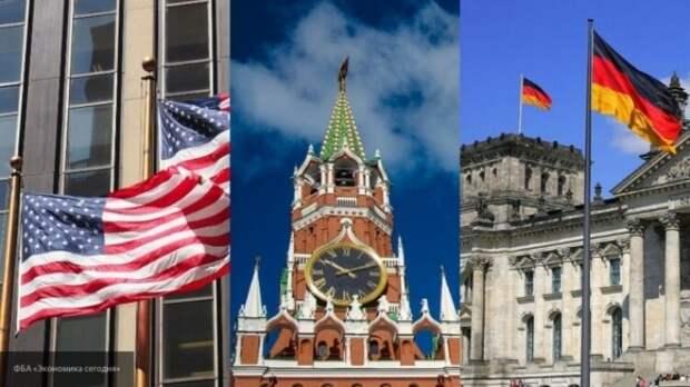В Совфеде назвали политической игрой разногласия Германии и США по СП-2