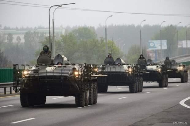 Британским танкистам предрекли проигрыш россиянам привоенном конфликте