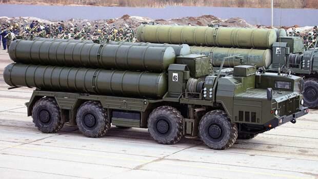 Китайские аналитики перечислили достоинства российского ЗРК С-500