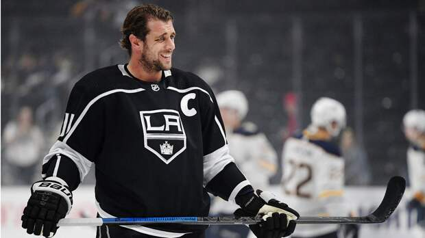 Копитар стал 4-м игроком в истории «Лос-Анджелеса», набравшим 1000 очков