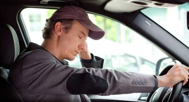 Риск аварии во много раз повышается из-за работы автомобилистов ночью