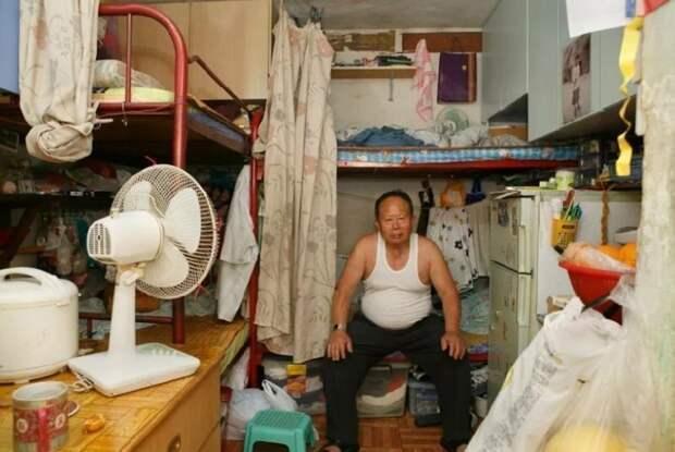 Подписчик из Китая прислал мне фото китайских квартир среднего класса, смотрим, сравниваем с нашими хрущевками