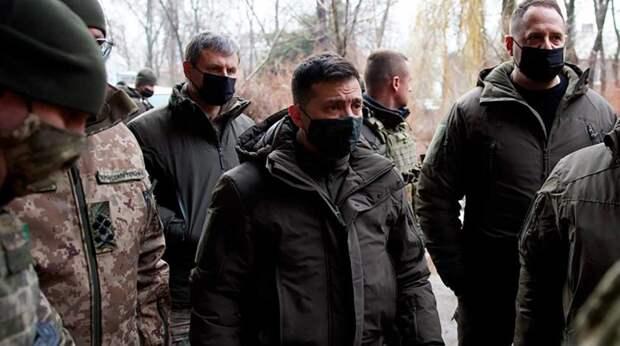 Зеленский подписал закон о пополнении ВСУ в случае обострения в Донбассе