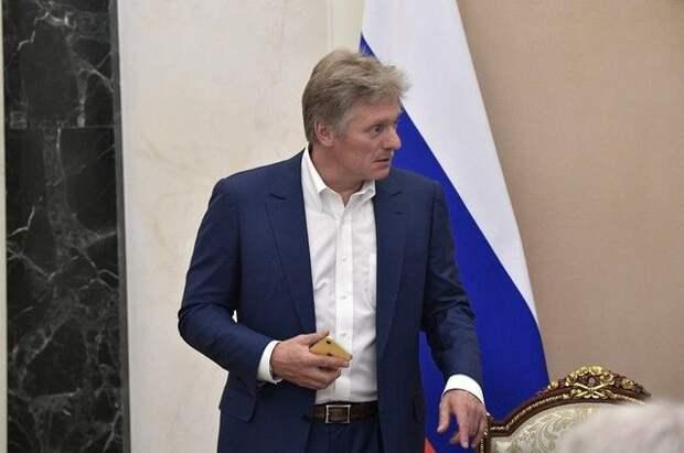 Песков: РФ готова предоставить Бразилии данные о «Спутнике V»