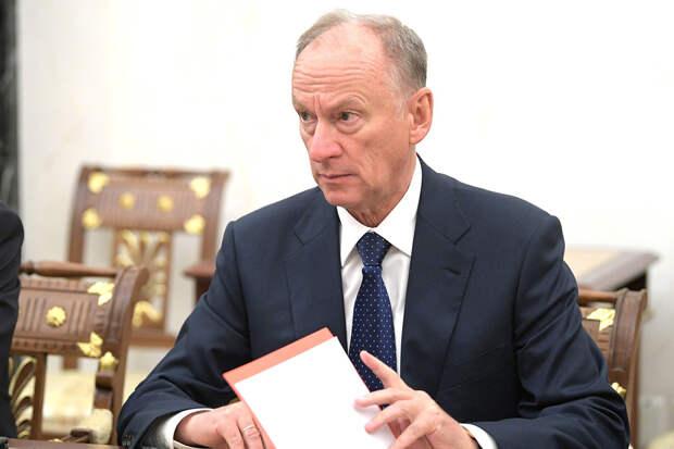 Патрушев предупредил о возможности силового ответа РФ на недружественные действия