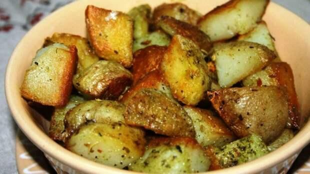 Картофель, запеченный в чесночном масле с сыром - готовлю на каждый праздник - очень вкусно