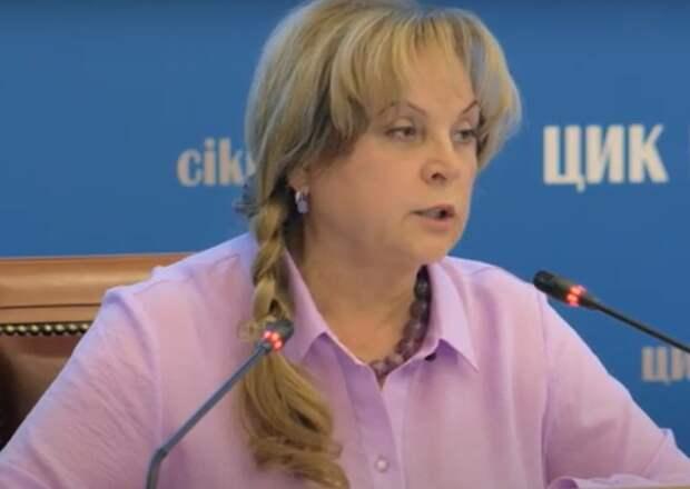 """Памфилова назвала противников дистанционного голосования людьми """"с пещерным сознанием"""""""