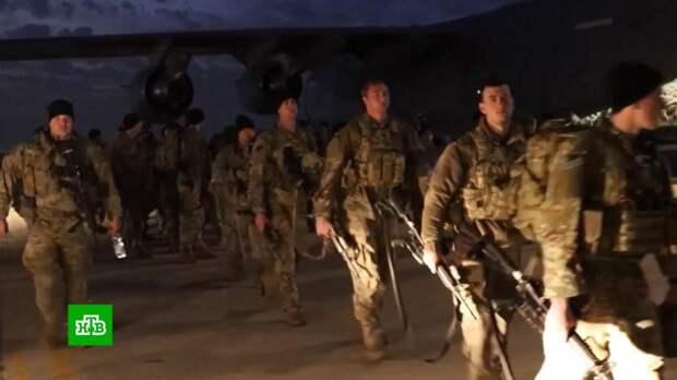 США объявили, что не будут участвовать в военных миссиях в Ираке