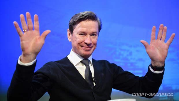 Быков пожелал сборной России получить удовольствие отфинала ЮЧМ-2021 сканадцами