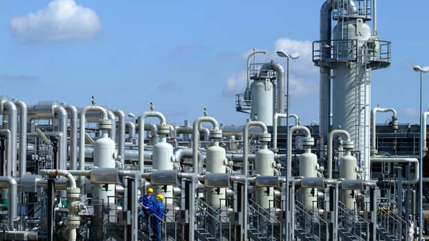 Запасы природного газа вЕвропе выше средних пятилетних на 48%
