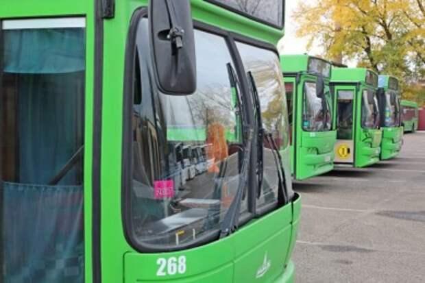 В преддверии Радуницы работа городского общественного транспорта изменится.