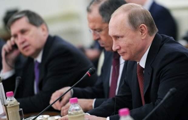 ТАСС: Псаки: США встревожены в связи с поездкой главы Крыма в Индию