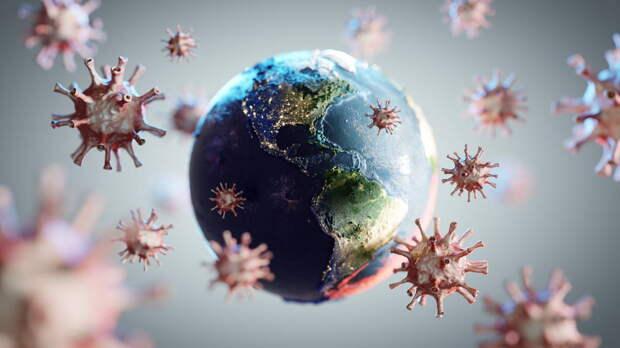 Число заразившихся коронавирусом в мире превысило 155 млн