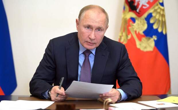 Путин: «Единая Россия» инициировала многие важные решения поукреплениюРФ