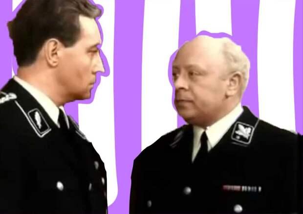 Анекдот про Штирлица и Мюллера, который поймет каждый