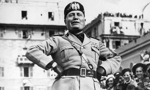 Итальянский фашизм и его крах