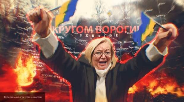 Украине предрекли неизбежное воссоединение с Россией