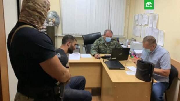 Арестован обвиняемый в убийстве полицейского в Ставрополе