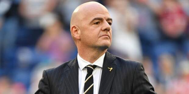 Инфантино: «ФИФА категорически не одобряет создание Суперлиги»