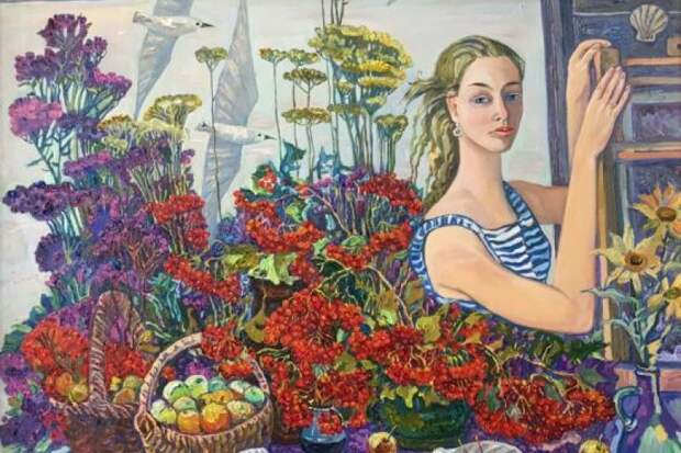 Вместе творить добро: уссурийские художницы в числе авторов проекта на выставке в Иркутске