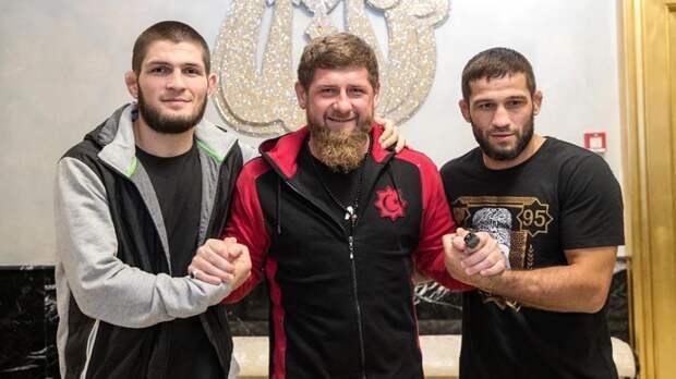 """""""Хабиб все доказал. Оставьте его в покое"""". Чем закончился разговор Рамзана Кадырова и команды Нурмагомедова"""