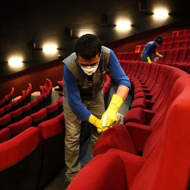 Утверждена дата возобновления работы российских кинотеатров