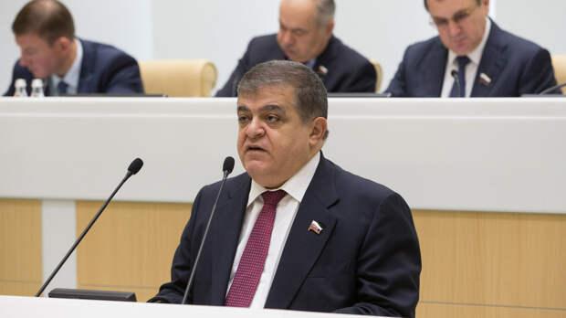 Сенатор Джабаров указал на безосновательную депортацию российских дипломатов