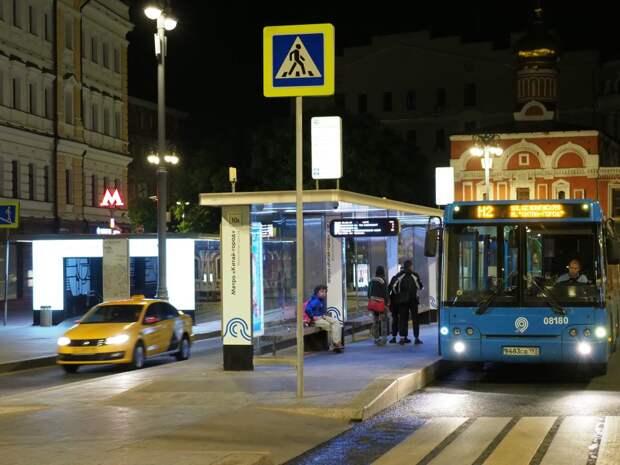 Экспресс-автобус из Выхина назвали самым популярным в городе