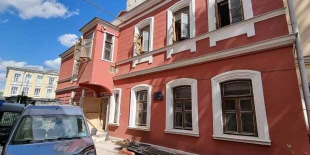 Старинный дом на Садовой-Кудринской улице Москвы отреставрируют