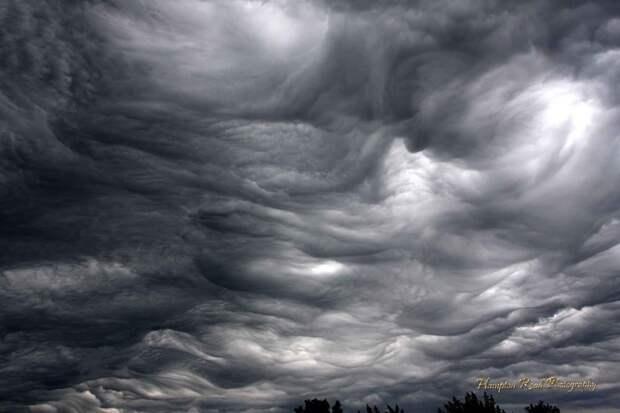 Асператус— самые страшные облака