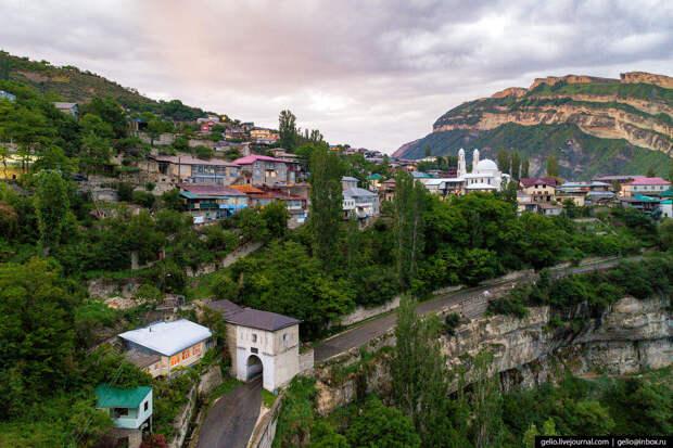 Гуниб — село, парящее в небесах.