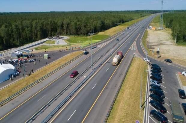 Платная трасса М-11 «Нева» станет первой беспилотной магистралью России