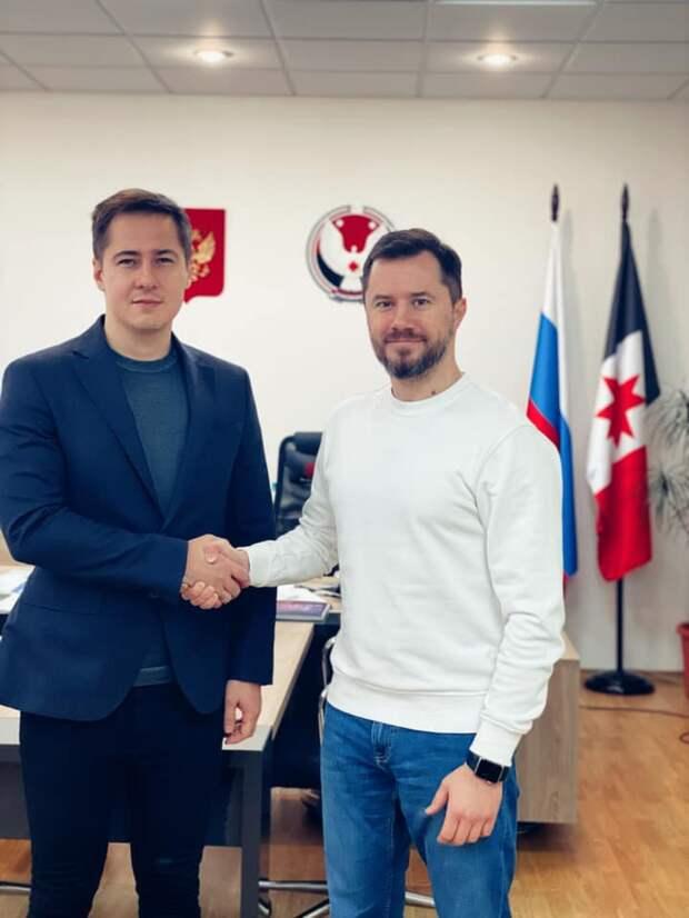 Предприниматель Роман Никитин будет руководить отраслью туризма в Удмуртии
