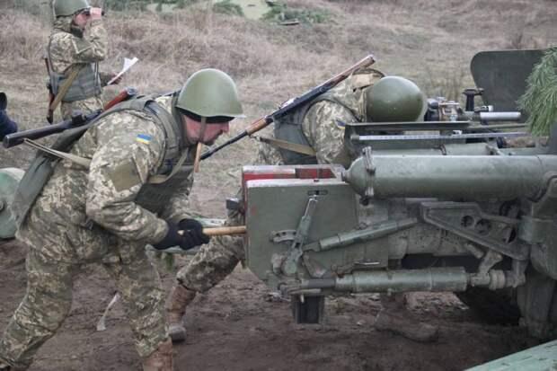 «Виновата РФ»: На Украине объяснили дефицит снарядов калибра 152-мм в ВСУ
