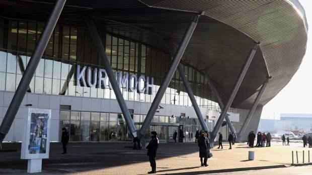 Самарский аэропорт стал «пятизвездочным» по ковид-безопасности