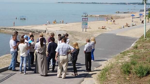 На уборку прибрежной территории позвали жителей Таганрога