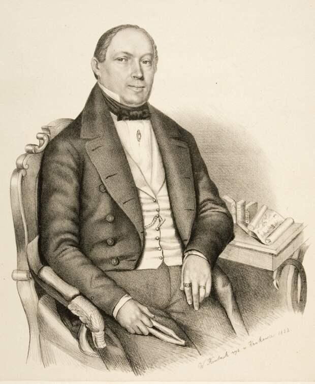 Польский поэт Папроцкий (Иллюстрация из открытых источников)