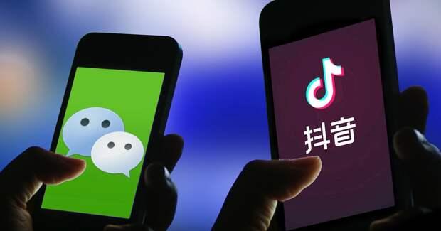 TikTok и WeChat расширяют китайский файервол за пределы республики